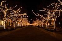 Подключение освещения зданий в Улан-Удэ