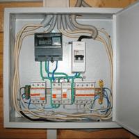 Монтаж, установка, замена, ремонт электрического щитка в Улан-Удэ. Ремонт электрощита Улан-Удэ. Индивидуальный квартирный электрощит в Улан-Удэ