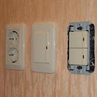 Монтаж, ремонт, замена выключателей Улан-Удэ